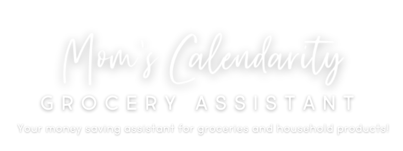 Mom's Calendarity Grocery Assistant
